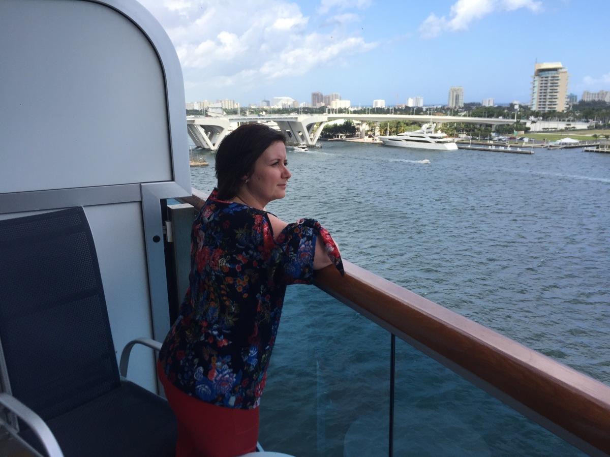Regal Princess: Balcony stateroom review