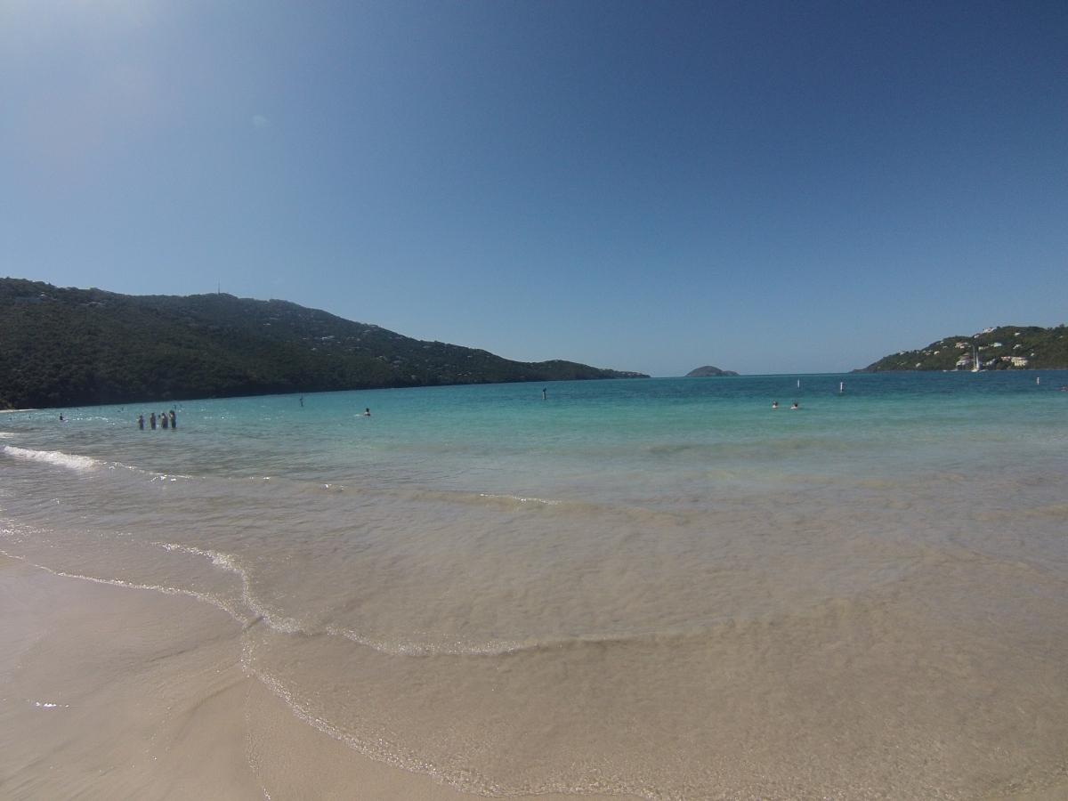 Magens Bay, St Thomas