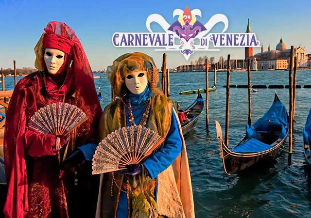 Venice Carnival Festival on board the Sapphire Princess