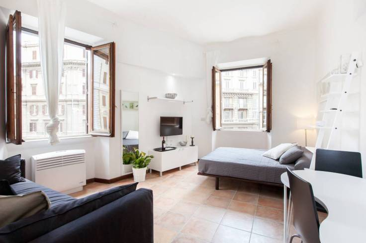 Rome accommodation AirBnB