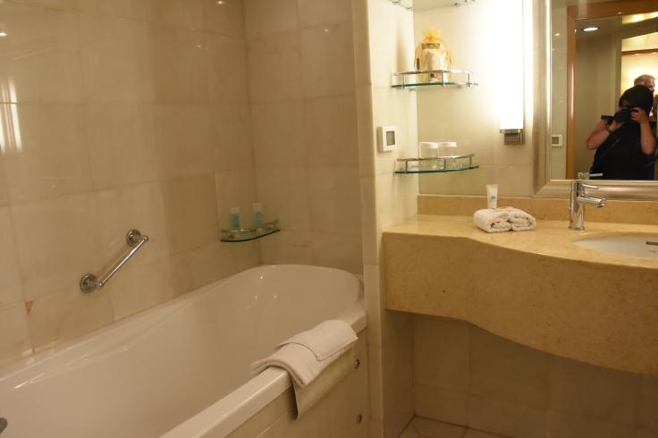 royal princess suite bathroom